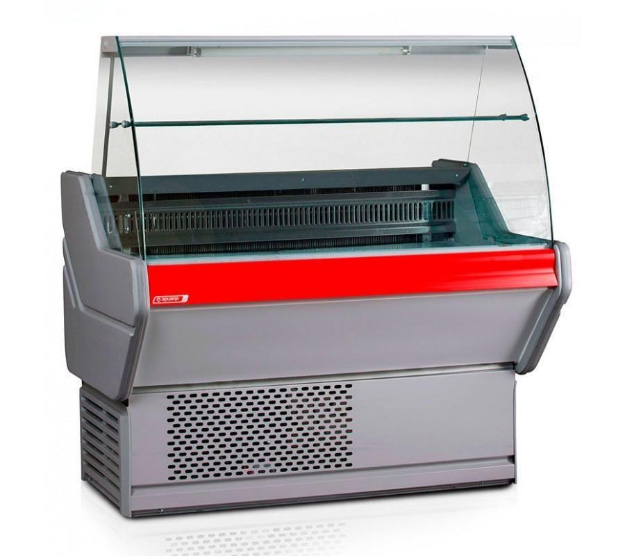 Холодильная витрина Ариада Орион ВС-10-130 с полкой