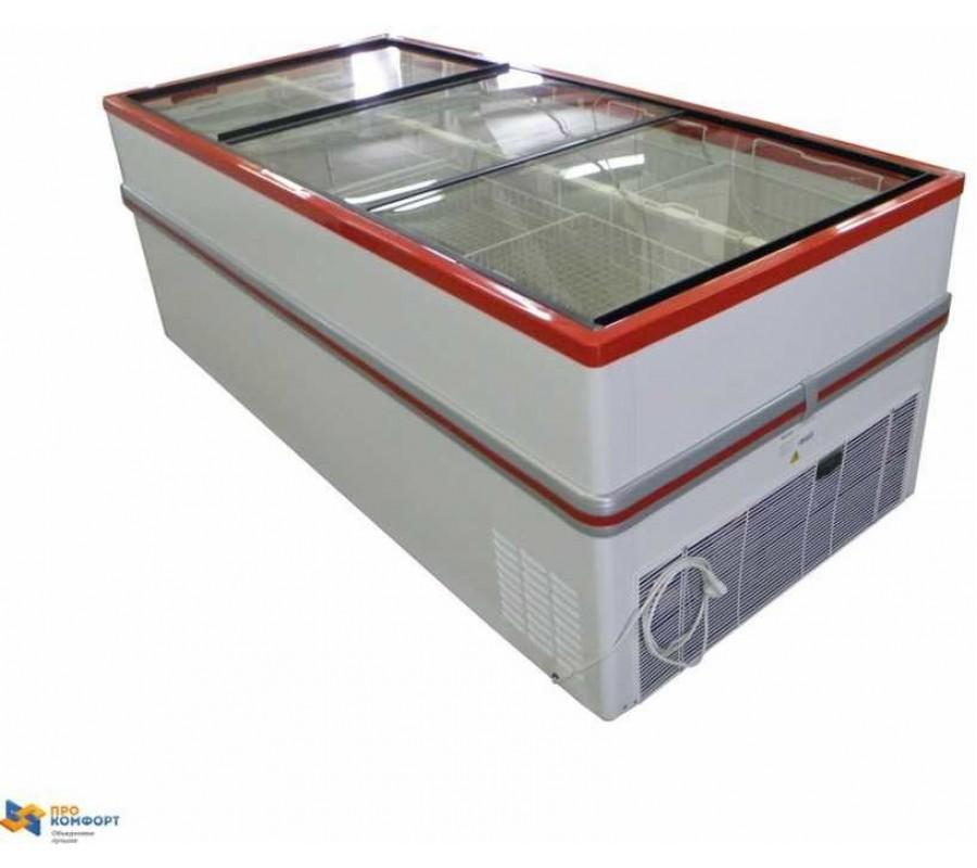 Морозильная бонета Снеж Bonvini BFG 2500