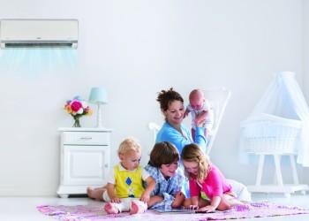 Кондиционеры для детской комнаты